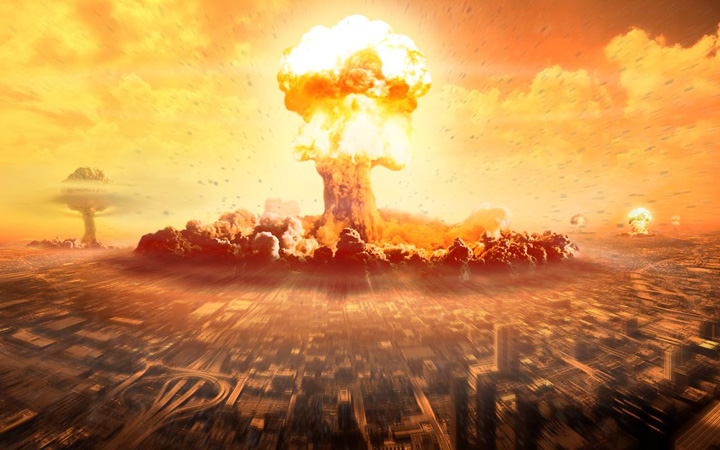 nuclear explosion Al Treilea Razboi Mondial incepe peste trei saptamani