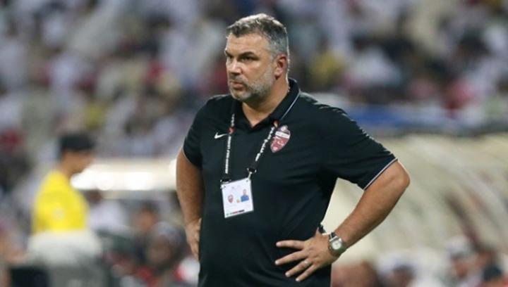 olaroiu al ahly 765x359 55797900 Olaroiu si Dan Petrescu, nominalizati la titlul de cel mai bun antrenor in Emirate