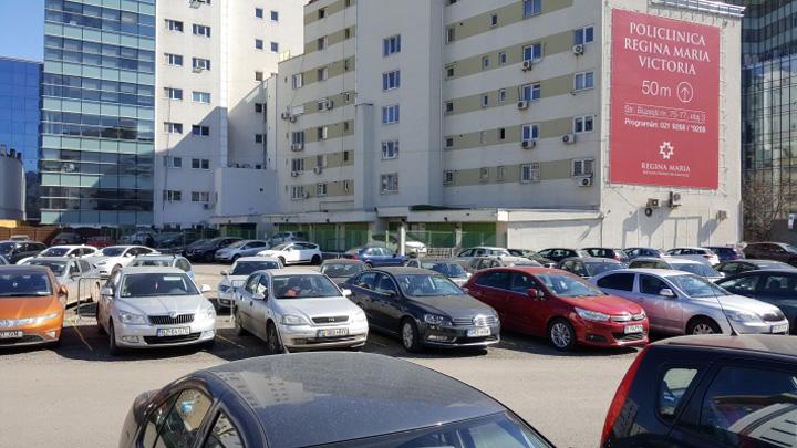 parcari noi 13 parcari noi, in Bucuresti