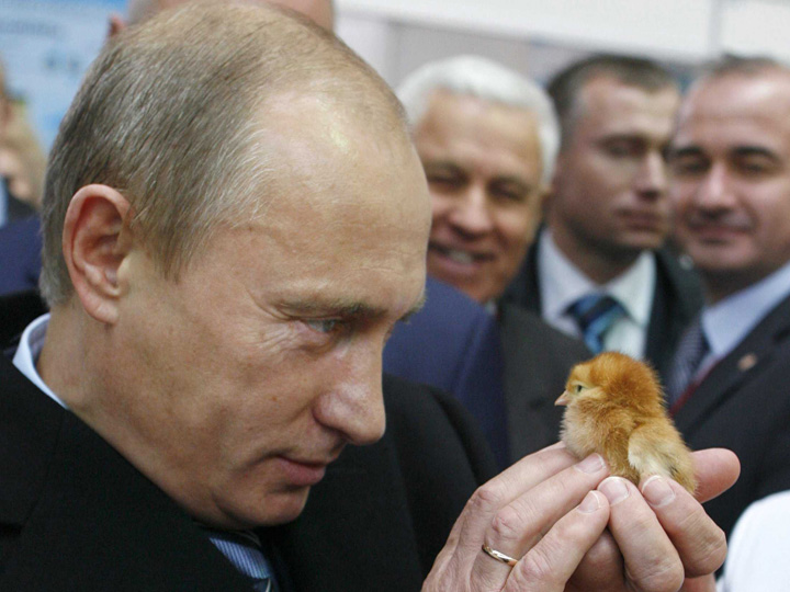 putin 1 Putin, nasul de botez al lui Trump