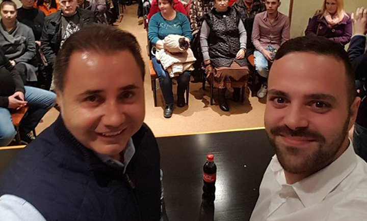 rizea tardea Fostul deputat Cristian Rizea, teapa de 10.000 de euro la Vaslui
