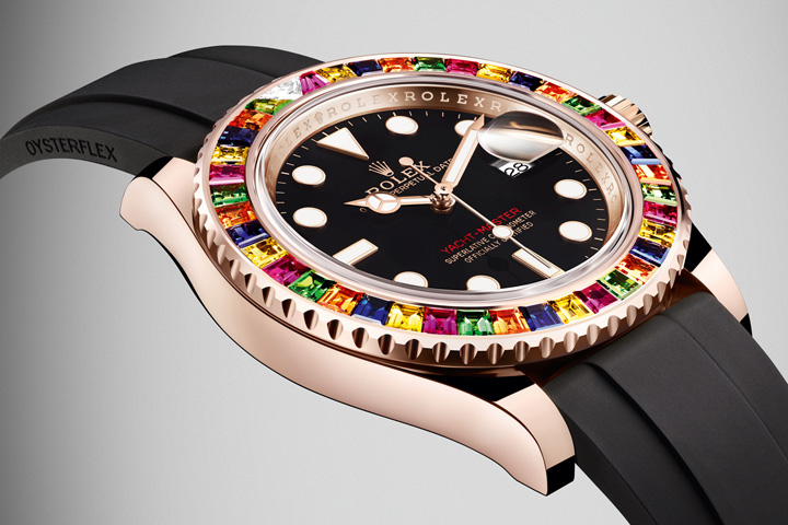 rolex yacht master 1 Vedetele Baselworld 2017