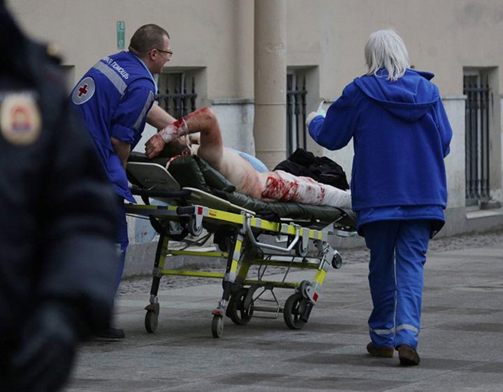rusia 5 Teroristii lovesc acasa la Putin