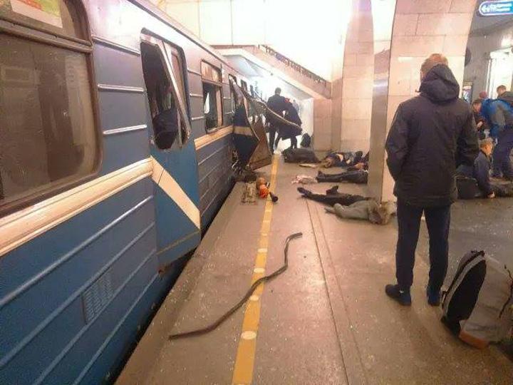 rusia 9 Teroristii lovesc acasa la Putin