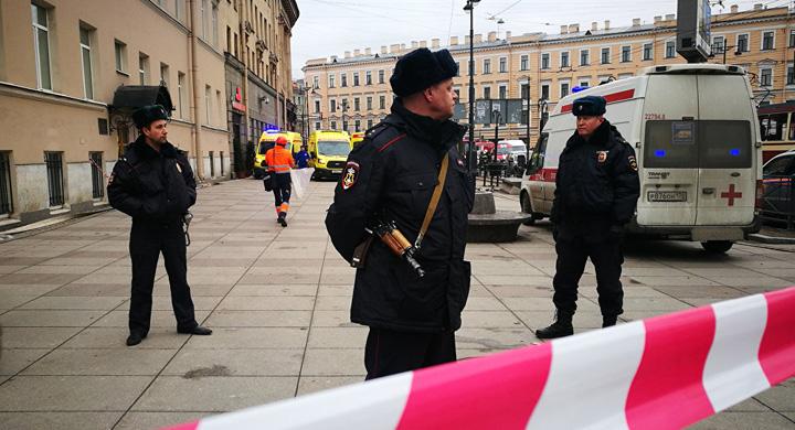 rusia1 Sankt Petersburg sub teroare