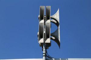 sirene Au rasunat sirenele. Sistemul de avertizare in situatii de urgenta, testat azi in Capitala