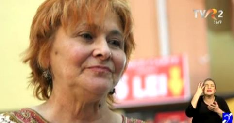 smaranda 1 A murit Smaranda Jelescu, una dintre vocile cunoscute ale TVR ului