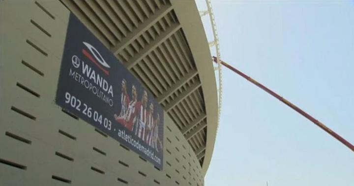 stadion 1jpg Noul stadion al Atletico Madrid e o bijuterie