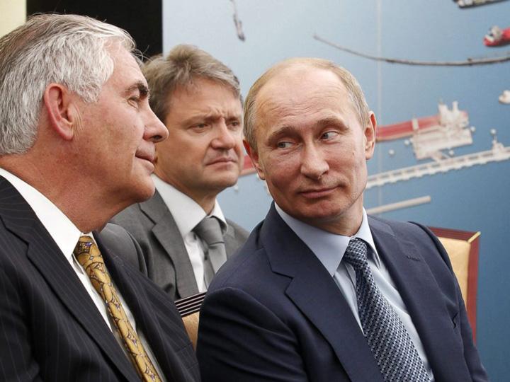 tillerson SUA il denunta pe nepriceputul Putin