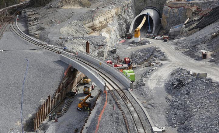 tunel mare Cinci megaproiecte care vor schimba Europa