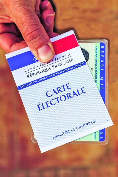 vot Loteria prezidentialelor din Franta
