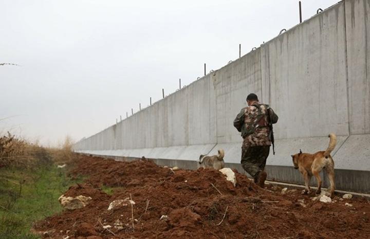 zid 4 Marele zid turcesc e gata, urmeaza megamoscheea lui Erdogan