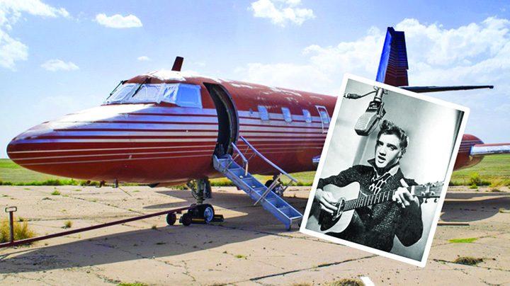 1 13 720x404 Avionul lui Elvis, la licitatie. Cine l vrea, are timp pana sambata