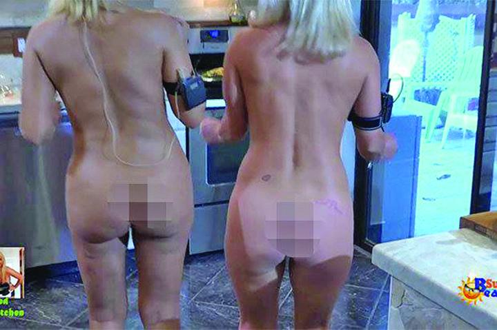 18217681 774010262764976 2064102109 n Naked Chef. Show culinar la pielea goala
