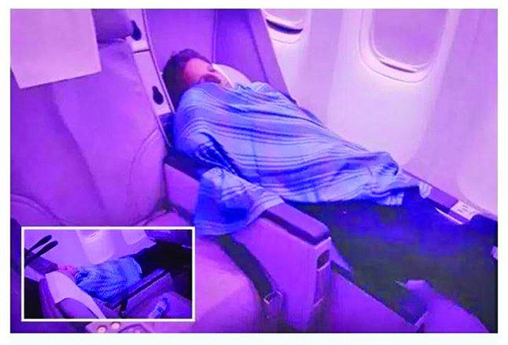 18360683 777481652417837 47392672 n 720x489 Pilotul avionului s a bagat la somn. In timpul zborului!