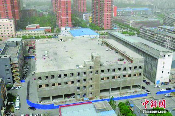 18361073 777722599060409 1856559459 n 720x478 In China, scoala de soferi se face pe acoperis!