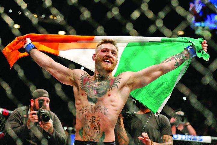 Conor Mc Gregor 720x480 McGregor, tatic inaintea supermeciului cu Mayweather!