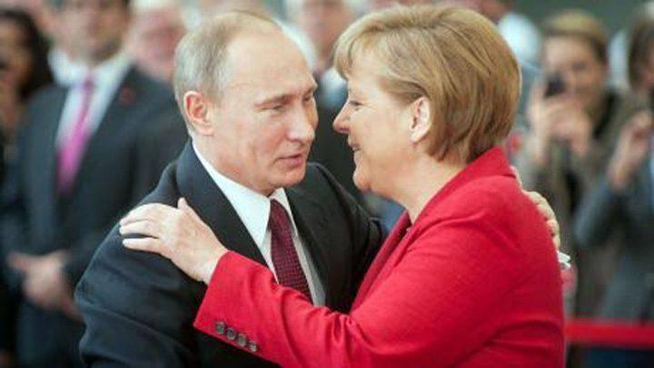 Merkel. Putin 720x405 Merkel: Nu mai putem avea incredere in SUA