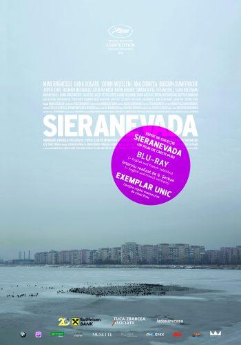 "POSTER Sieranevada 70x100 Bluray 350x500 ""SIERANEVADA"" pe Blu ray, intr o editie de colectie"