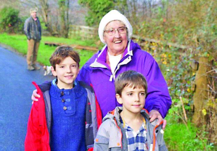Pensionara temarara cu nepotii ei 719x500 Plecata pana aici, o soferita de 83 de ani a ajuns pana n Scotia!