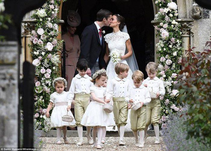 Pippa soţul ei 700x500 Pippa, o nunta aproape regala