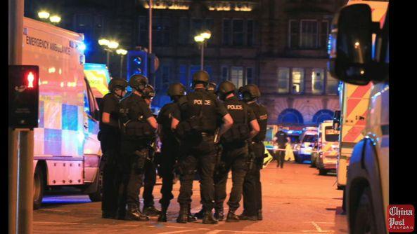 ancheta Barbat arestat in legatura cu drama din Manchester