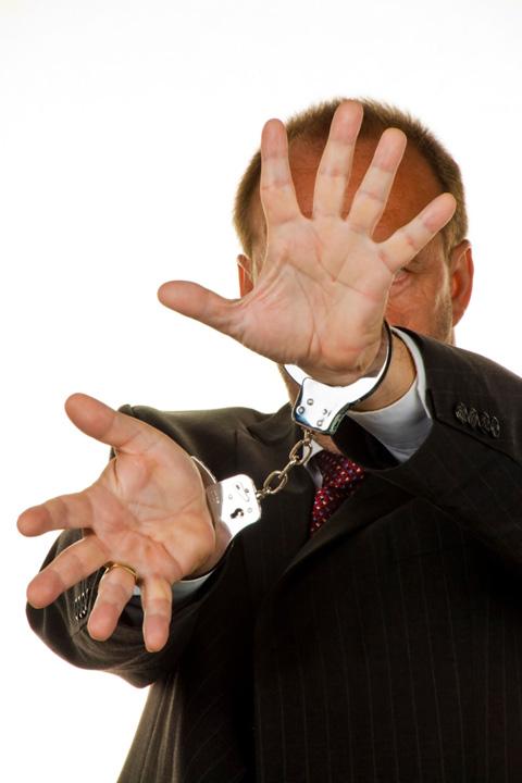 arestare Coruptii, gratiati de senatori