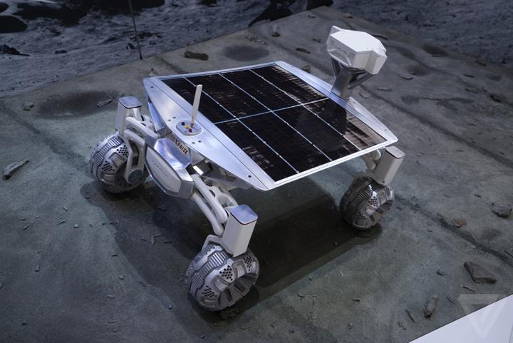 audi rover 110 1020.0 Audi pleaca pe Luna