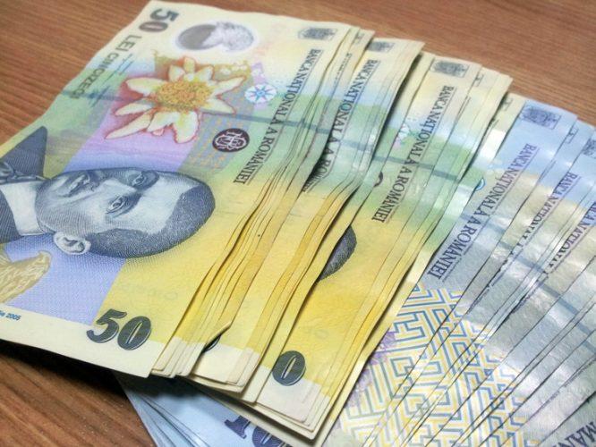 bani 666x500 Indicele Robor la 3 luni acrescut luni la 2, 92%