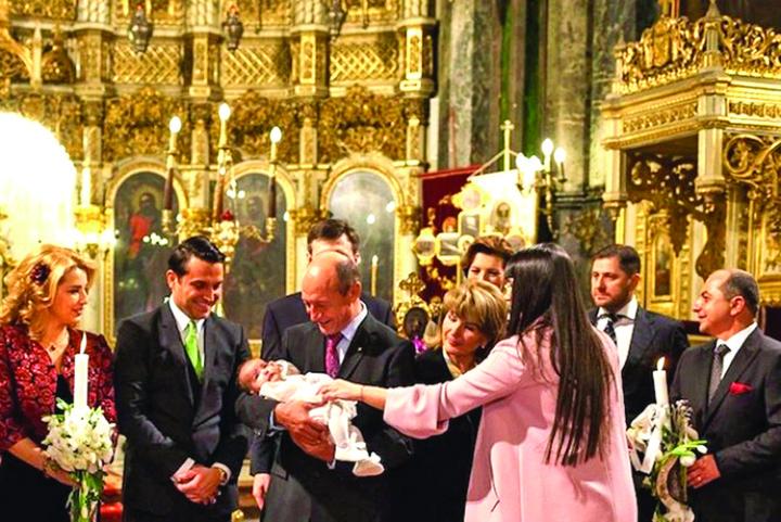 botez1 Cum a ajuns bugetul Spitalului Universitar in buzunarele lui Cocos