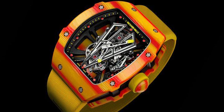 ceas Nadal 720x361 Rafael Nadal poarta un ceas de 750.000 de dolari