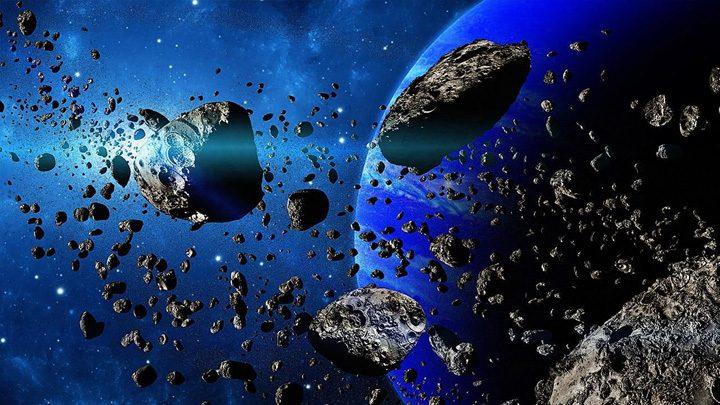 cinci asteroizi 720x405 Alerta NASA! Cinci asteroizi au luat Pamantul drept tinta!