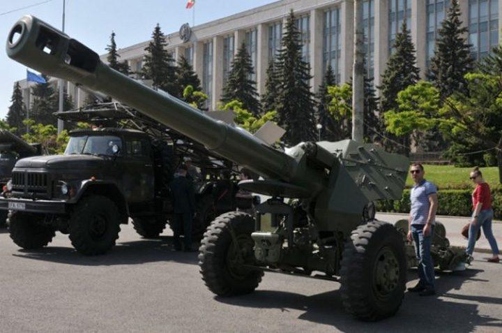 comunisti 720x477 Comunistii din Moldova au sarbatorit Ziua Victoriei in avans