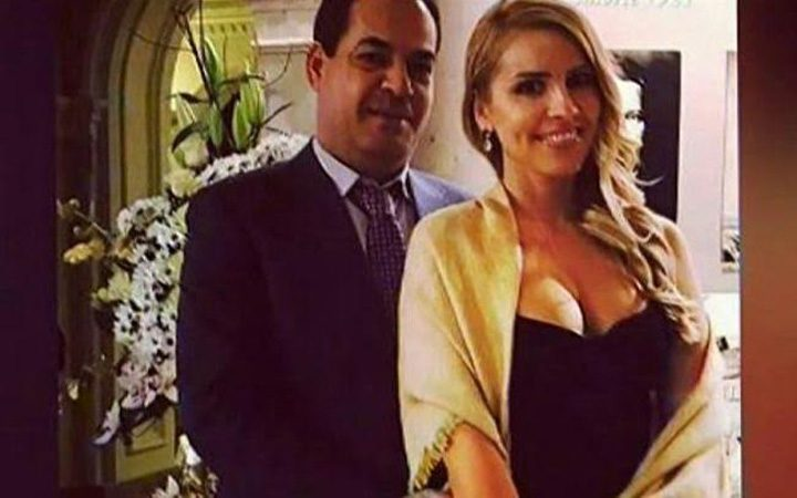 cristina tarteata cu Youssef 720x450 Blonda lui Grindeanu de la Turism, parasutare scandaloasa la Romatsa