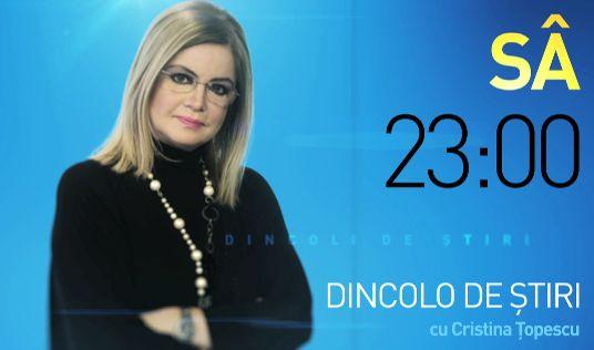 cristina Cristina Topescu si a anuntat retragerea de la Antena 3