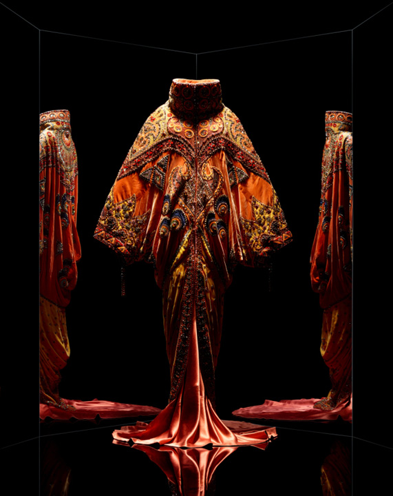 dior les arts exhibition 07 Dior, 70 de ani de existenta