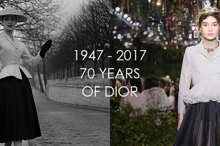 dior main Dior, 70 de ani de existenta