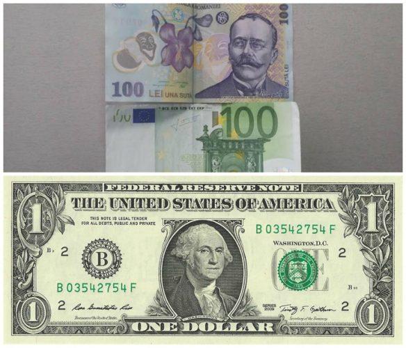 dolarjpg 584x500 Dolarul s a dus in cap!