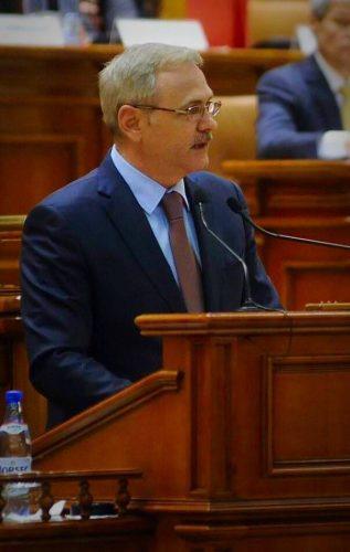 dragnea 317x500 Dragnea i a luat la rost pe Grindeanu si pe ministrul Finantelor, in Parlament: Vom regla in interior