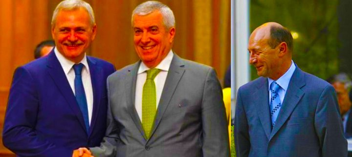 "dragnea basescu tariceanu 720x322 ""Sedinta comuna"" a parlamentarilor la Curtea Suprema"