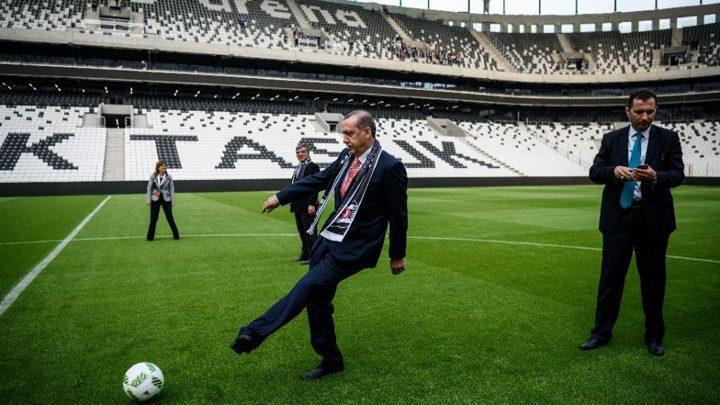 erdogan 1 720x405 La ordinul lui Erdogan, stadioanele isi schimba numele