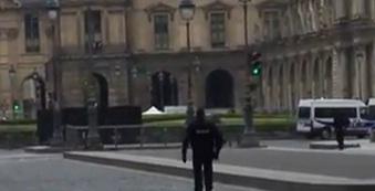evac Alerta de securitate la Paris, in plina desfasurare a scrutinului prezidential (VIDEO)