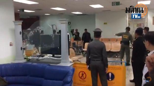 expl Explozia unei bombe intr un spital thailandez a ranit peste 20 de oameni (VIDEO)