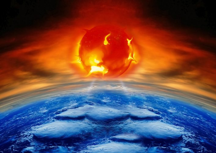 explozii solare 707x500 Alerta NASA: Pamantul va fi lovit de o furtuna solara nimicitoare