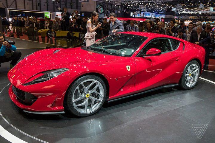 ferrari 720x480 2017, an de aur petru Ferrari