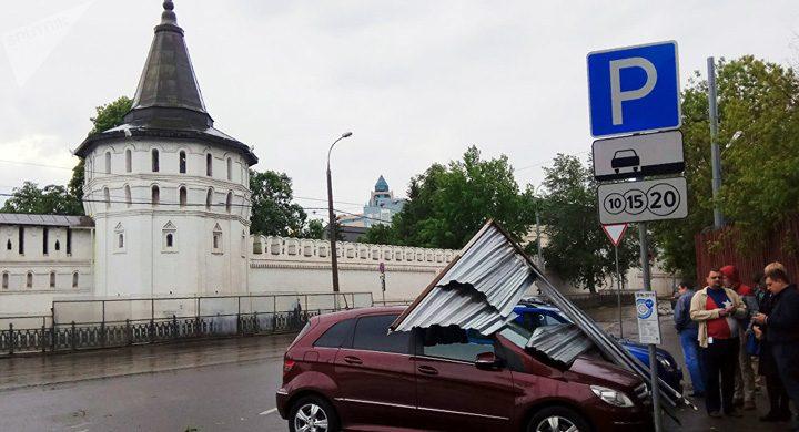 furtuna 1 720x390 Uragan la Moscova, cel putin 16 morti