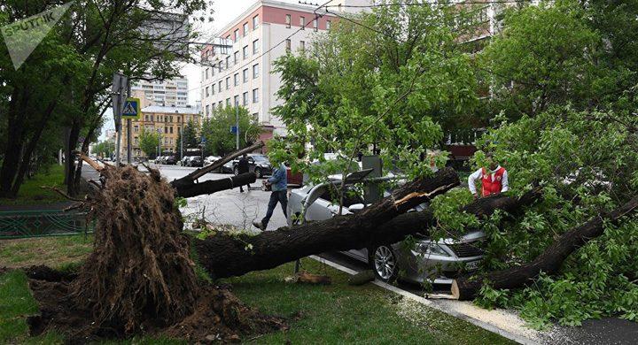 furtuna 720x390 Uragan la Moscova, cel putin 16 morti