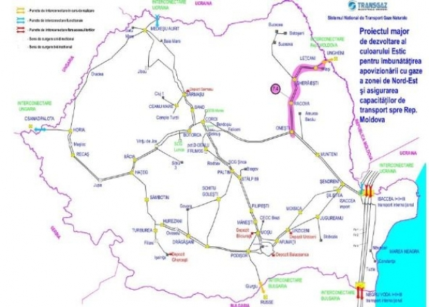 "harta Moldova, recuperata de ""stapanii gazelor"""