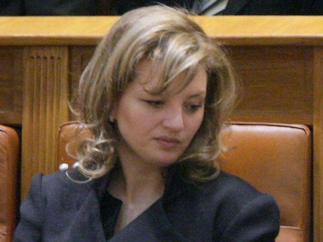 """ioana basescu 667x500 """"Famiglia"""" Basescu, sub sechestru DNA"""
