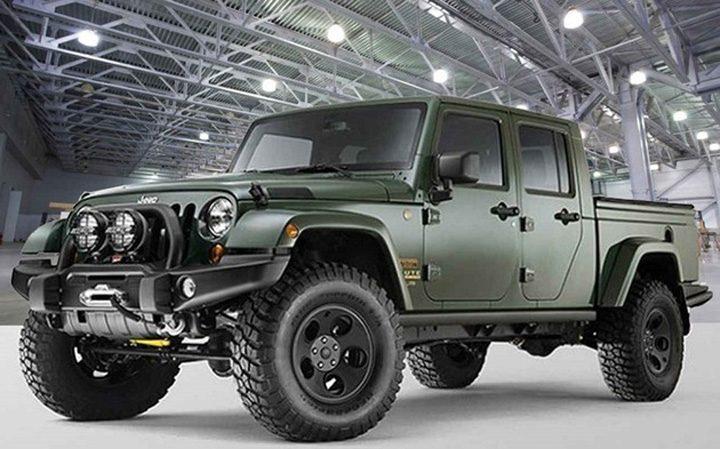 jeep gladiator 720x449 Pazea, vine Jeep Gladiator